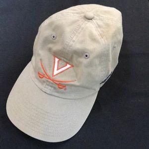 UVA -Adidas khaki adjustable hat